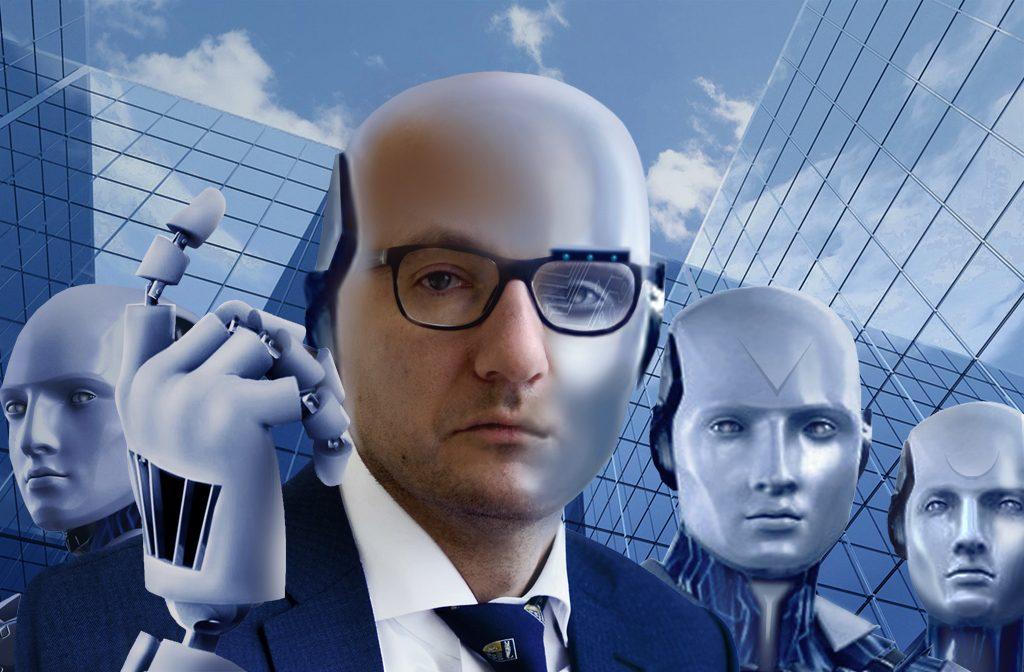 POST 011 Эта компания принадлежит роботам